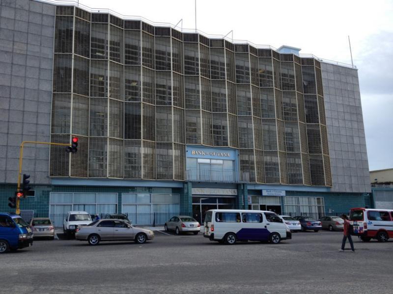 Bank Of Guyana